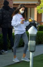Mila Kunis Getting drinks out in Los Angeles
