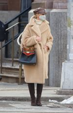 Nicky Hilton Looks stylish while out & about in New York