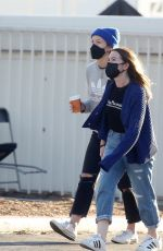 Olivia Wilde Filming Don