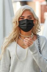 Pia Mia Perez & Inanna Sarkis out in Beverly Hills