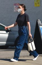 Rooney Mara Out shopping in Studio City