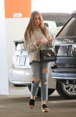 Sofia Vergara Out for grocery shopping in Los Angeles