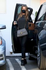 Sofia Vergara Seen arriving at a pilates class in West Hollywood