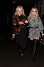 Tallia Storm After filming Celebrity Eating With My Ex in London