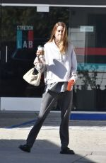 Whitney Port Out in Studio City