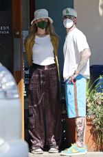 Adam Levine and Behati Prinsloo are seen for the first time in Montecito