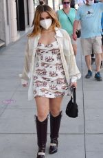 Addison Rae Out and about in Beverly Hills