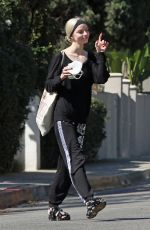 Anya Taylor-Joy Out and about in LA