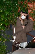 Ariana Grande Out for dinner at FIA in Santa Monica
