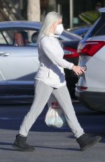 Ariel Winter Stops by CVS after leaving the salon in Los Angeles