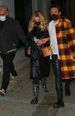 Ashley Benson Going to Craig´s in West Hollywood