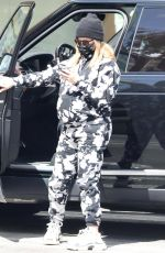Ashley Tisdale Getting a smoothie in Beverly Hills