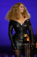 Beyonce Knowles At 63rd Annual Grammy Awards in LA