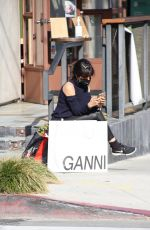 Camila Cabello Leaving Verve Cafe in West Hollywood