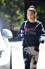 Chantel Jeffries Leaves Alex Fine