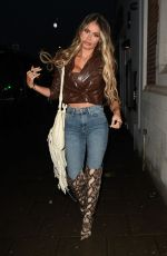 """Chloe Sims On the """"The Only Way is Essex"""" set in Essex"""