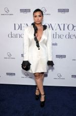 Demi Lovato Attends the Premiere Event Her YouTube Originals Docuseries at The Beverly Hilton in Beverly Hills