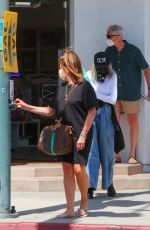 Diane Keaton Goes shopping with a friend in Palm Springs