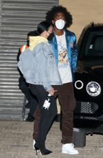 Draya Michele Out for dinner at Nobu in Malibu