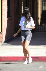 Eiza Gonzales Gets her regular coffee in West Hollywood