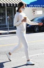 Eiza Gonzales Grabs coffee in West Hollywood