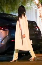Eiza Gonzalez Out for Dinner in West Hollywood