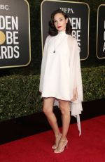Gal Gadot Attending the 78th Annual Golden Globe Awards in Beverly Hills