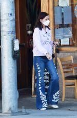 Geena Davis Spotted stepping out in Los Angeles