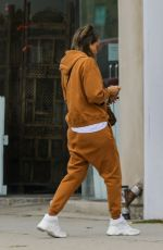 Jessica Alba Out in Beverly Hills