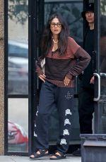 Jessica Gomes Attends dance rehearsal for 'Dancing With The Stars' in Sydney