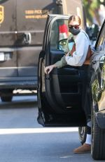 Kaia Gerber Looks stylish heading to pilates after landing a role in AHS