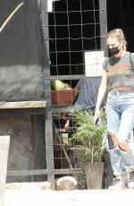 Kelsea Ballerini Seen out for a coffee run with friends in Tulum