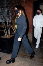 Kendall Jenner At Nobu in NYC