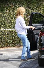 Laura Dern Out and about in Brentwood