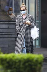 Lili Reinhart Out getting coffee in Vancouver