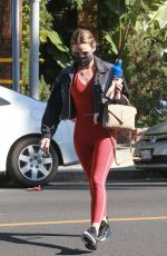 Lucy Hale Out in West Hollywood