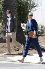Maria Sharapova and Alexander Gilkes are Seen for the First Time Together Since Their Announcement