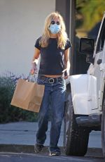 Meg Ryan Out in Brentwood