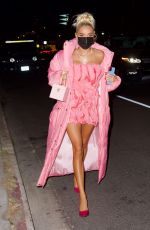 Pia Mia At The Nice Guy in Hollywood