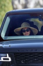 Prince Harry & Meghan Markle Spotted driving in Santa Barbara