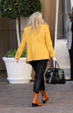 Rebel Wilson Looks chic at The Maybourne Hotel on her 41st Birthday in Beverly Hills
