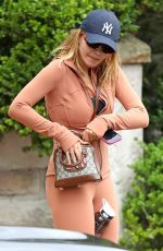 Rita Ora Out & about after visiting the gym in Sydney, Australia