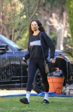 Rumor Willis Makes a fashion statement in Los Angeles
