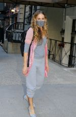 Sarah Jessica Parker Visits her store in New York