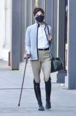 Selma Blair Out in Studio City
