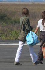 Shailene Woodley Spotted with Aaron Rodgers after engagement news as they depart Costa Careyes