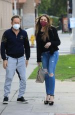 Sofia Vergara Spotted out & about in West Hollywood