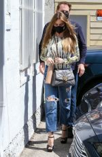 Sofia Vergara Steps out in Beverly Hills