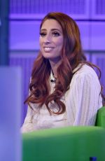 Stacey Solomon At BBC The One Show in London