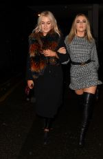 Tallia Storm Out in London